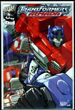DW Comics TRANSFORMERS Armada #4 NM 9.4