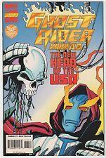 GHOST RIDER Marvel 1993-95 NM unread LOT (8) Spirits 2099 Dr. Doom Kubert Glow