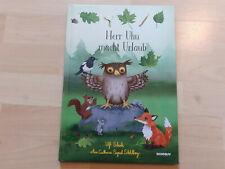 Buch Herr Uhu macht Urlaub von Ulf Stark IKEA