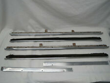 Alfa Romeo Giulietta Giulia DOOR TRIM & WEATHERSTRIP SET 101 750 Spider Sprint ?