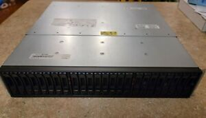 IBM DS3524 Storage Array Dual Power Supply Fibre Channel Drives Included
