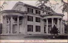 (usv) Nebraska City NE: Arbor Lodge