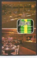 USA. Florida , Martime's Restaurant . Posted postcard