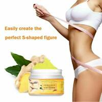 30ML Ginger Fat Burning Anti-cellulite Full Body Slimming Cream Gel Weight Loss!