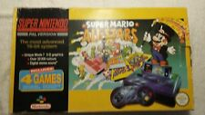 NINTENDO SNES - SUPER MARIO ALL STARS (BOXED)