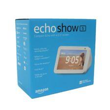 Amazon Echo Show 5 - WHITE -  (NEW/SEALED) - Sandstone