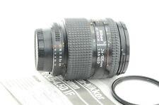 Nikon AF Nikkor 28-105 mm f/3, 5-4,5 D, macro, FX e DX