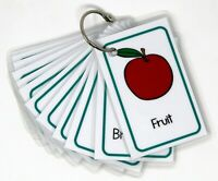 Food Drink Snack Flash Cards Autism, ADHD, Visual Non Verbal Communication, SEN