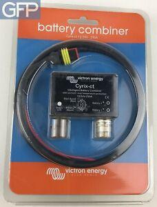 Batterie-Trennrelais / Batteriekoppler - 12 V / 24 V - 230 A - victron energy
