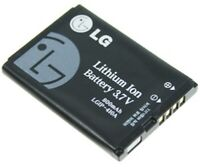 Batería Original Repuesto LGIP-410A LG KP105 KP130 KP235 KG770 Pila De 800mA
