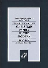 The Role of Christian Family in Modern World Pope John Paul II Paperback
