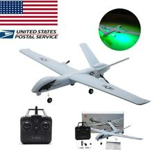 Z51 Remote Control Aircraft Plane Built-in Gyro RC Airplane RTF Toy With Light