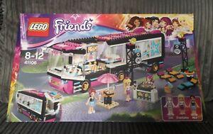 LEGO® Friends - Pop Star Tour Bus. No. 41106. New & Sealed