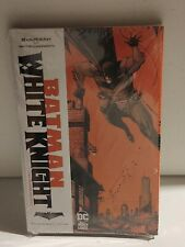 BRAND NEW & SEALED Batman White Knight The Deluxe Edition Hardcover DC HC Murphy