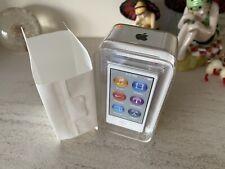 FACTORY SEALED iPod nano 7th Generation Silver (16GB) (Latest Model)