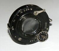 Rodenstock Doppel-Anastigmat Eurynar 4.5/13.5cm Large Format lens COMPUR shutter