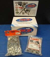 """WOODY'S 120 PACK SIGNATURE SERIES STAINLESS STEEL STUDS- 1.325"""" W 1/2 NUTS"""