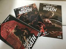 MEN OF WRATH (2014 Marvel /ICON) #1-5 VF/NM Jason Aaron Full Run Lot Mighty Thor