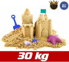 30 kg Schöner Spielsand Sandkasten Spiel Sand Sandkiste Quarzsand Kindersand