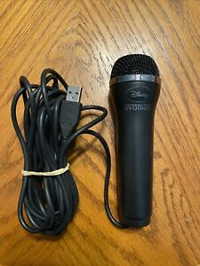 Disney Interactive Studios Logitech USB Microphone Xbox/PS2/PS3/Wii/PC Tested