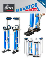 """RST Elevator 18"""" To 30"""" Adjustable Plastering Drywall Painting Stilts, RTR1830E"""