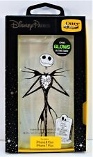 Disney Otterbox NBC Jack Skellington Glows Apple Iphone 7/8 Plus Cellphone Case