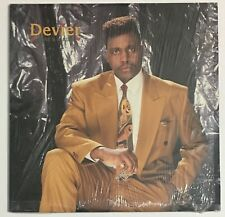 """Devier Here's A Kiss / Wildflower 12"""" RARE Oakland NEW JACK SWING R&B In Shrink"""