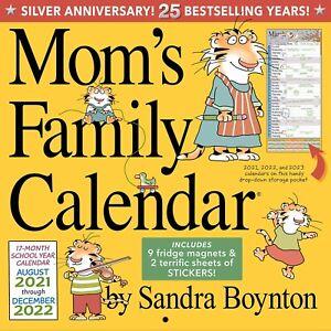 DELLA MAMMA Famiglia - 2022 Calendario da Parete - Nuovo - 100820