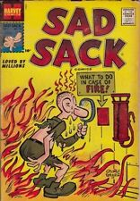 Sad Sack Harvey Silver Age Cartoon Character Comics