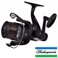 Shakespeare Beta Series Front / Rear Drag Spinning Fishing Reels Game / Coarse