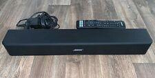 Bose Solo 5 Soundbar with bluetooth connectivity