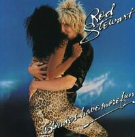 Rod Stewart - Blondes Have More Fun (NEW CD)
