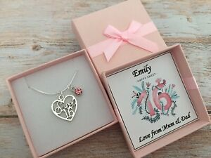 SWEET 16TH BIRTHDAY Gifts Necklace With Birthsone 16th Birthday Gift