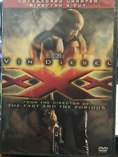 Vin Diesel xXx(Brand New)Dvd,Uncensored,Unrate d Director'S Cut,Widescreen