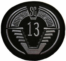 Stargate SG-1 Group 13 Stargate Travelers Logo Embroidered Patch