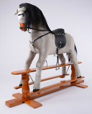 "Brand New LUXURIOUS EXTRA LARGE Rocking Horse ""MISTY"" SIZE XL age 6 -13 years"
