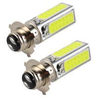 LED Headlight Bulb For Suzuki LT-160 300E LT-F160 230 250 Quadrunner Quadsport