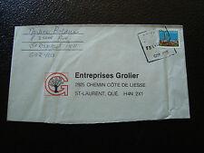 CANADA - enveloppe 1987 (cy12) canada (E)