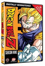 DRAGONBALL Z THE COMPLETE SEASON 9 DIGITALLY REMASTERED DVD ENGLISCH