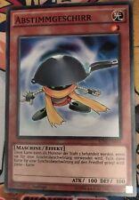 Yu-Gi-Oh! ABSTIMMGESCHIRR SDSE-DE015