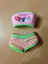 Barbie My Scene Jammin in Jamaica Delancey Doll Floral Bikini Swimwear Swim Suit
