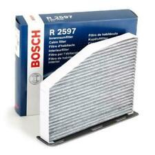 Bosch R2597 Carbon Cabin Pollen Filter fits VW Passat inc CC - B5.5 B6 B7 - 05-