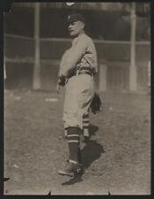 1912-13 Orig Dodgers Press Photo - Earl Yingling