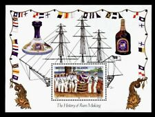 "Virgin Islands 545 Specimen o/p MNH Ship, Rum Industry, ""Up Spirits"""