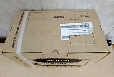 2008!! New Gas Mask in Box Sealed  Israeli IDF Civilian Adult,  + EXTRA FILTER