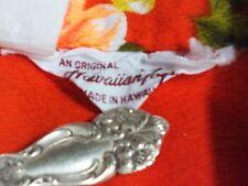 Vintage Hawaiian shirt 60's Hawaiian Togs Label Bark Cloth 100% cotton