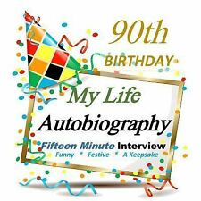 90th Birthday Party Decorations in All Departments : Autobiography Party...