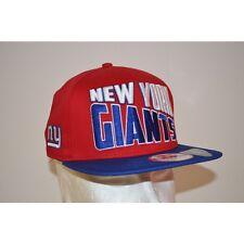 CAPPELLO NEW ERA 9FIFTY WORDSPLIT NEW YORK GIANTS