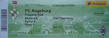 TICKET 2011/12 Bor. Mönchengladbach - FC Augsburg