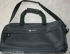 NEW CARLTON 'Man Financial' Sports-bag/Travel-bag/Gym-Bag Squash/Tennis L Black